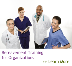 Learn more about Bereavement Training for Organizations